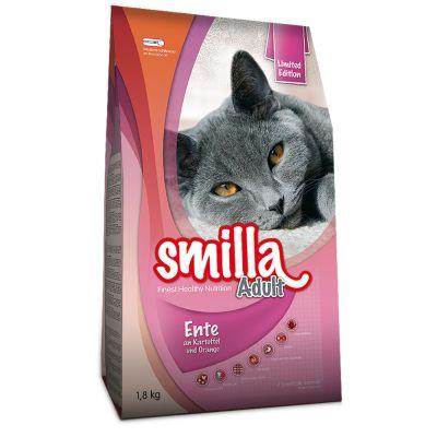 Smilla Adult: Limited Edition Anka med potatis & apelsin – Ekonomipack: 3 x 1,8 kg
