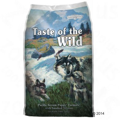 Taste of the Wild Pacific Stream Puppy - 2 kg