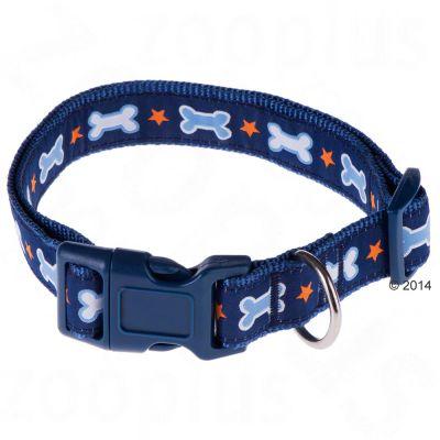 smartpet-hondenhalsband-fancy-bones-s-halsomvang-22-35-cm-16-cm-breed