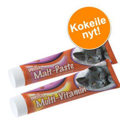 Kokeilupakkaus: Smilla Multi-Vitamin- & Malt-kissantahnat - 2 x 200 g