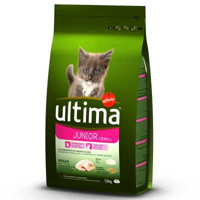 Ultima Cat Junior – 1,5 kg