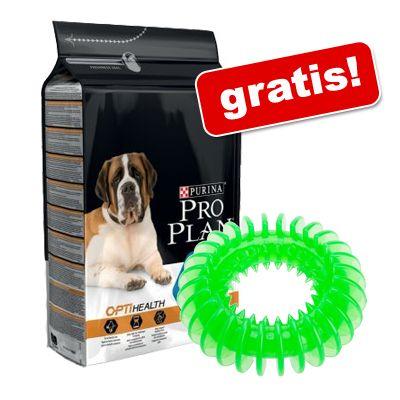 12/14 kg Pro Plan + Thermo Plastic Rubber leksak på köpet! - Large Athletic Puppy OPTISTART (12 kg)