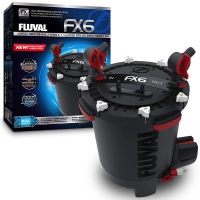 Hagen Fluval FX6 -ulkosuodatin - FX6, korkeintaan 1500-litraisille akvaarioille