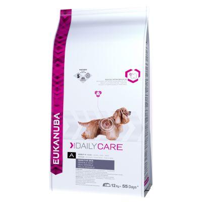 12kg Adult Daily Care Sensitive Skin Eukanuba Hran