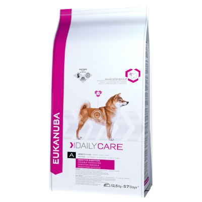 Eukanuba Daily Care Sensitive Digestion - 12,5 kg
