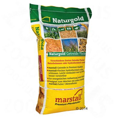 Marstall Svart-guld-havre – 25 kg