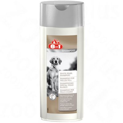 8in1 Shampoo White Pearl – 250 ml