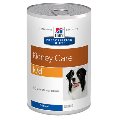 Hill´s Prescription Diet Canine k/d Kidney Care – kana – 12 x 370 g