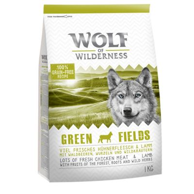 "Wolf of Wilderness Adult ""Green Fields"" - Lam"
