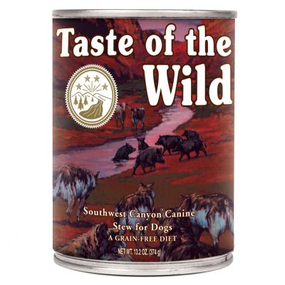 Taste of the Wild - Southwest Canyon Canine Hondenvoer - 6 x 374 g
