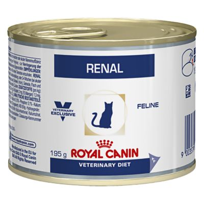 Royal Canin Renal Chicken - Veterinary Diet - 12 x 195 g