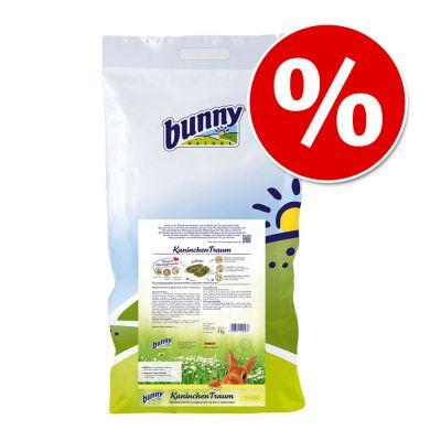 Bunny Traum Basic -kaninruoka 15 % alennuksella! - 4 kg