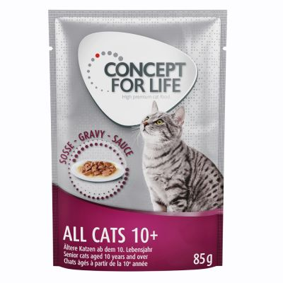 Concept for Life All Cats 10+ - in Soße