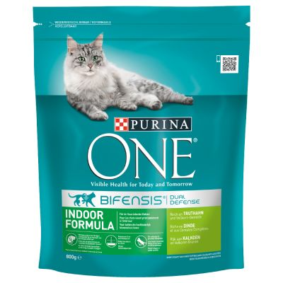 Purina ONE Indoor Formula - 3 kg