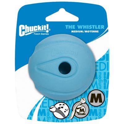 Chuckit! Whistler Ball - M: Ø 6,5 cm