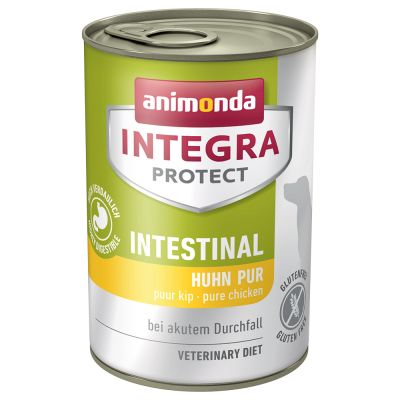 Animonda Integra Protect Intestinal -purkkiruoka - 6 x 400 g kana