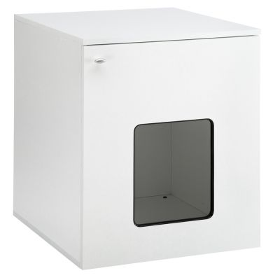 Ferplast-puukaappi kissanvessalle - L 53 x S 60 x K 65 cm