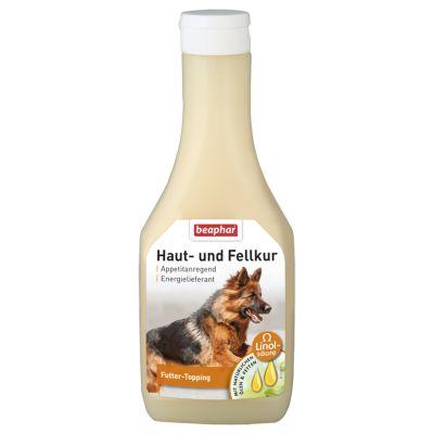 Lampaanrasvapitoinen beaphar-ihon- ja turkinhoitokuuri - 425 ml