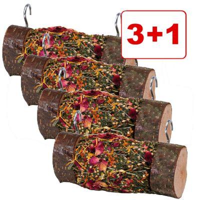 JR Farm Roll 'n' Fun nakerrettava välipala 3 + 1 kaupan päälle - 4 kpl