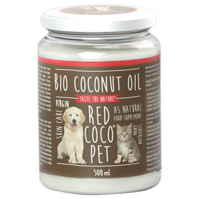 BIO Virgin Coconut Oil -kookosöljy - 500 ml