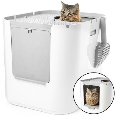 Modkat XL -kissanvessa - oheen: hiekkaroskapussit etusisäänkäynnille, 3 kpl