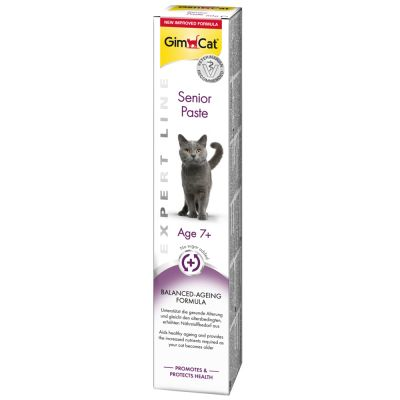 GimCat Senior Paste - 3 x 50 g