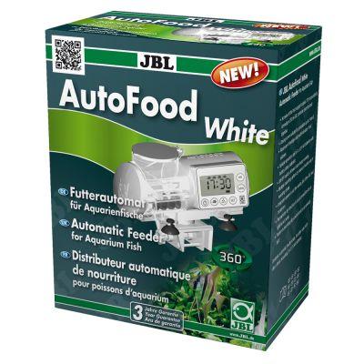 JBL AutoFood -ruokinta-automaatti - 1 kpl (valkoinen)