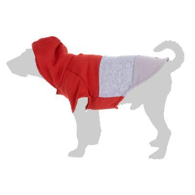 Sweatshirt-koiranpusero – selän pituus noin 40 cm
