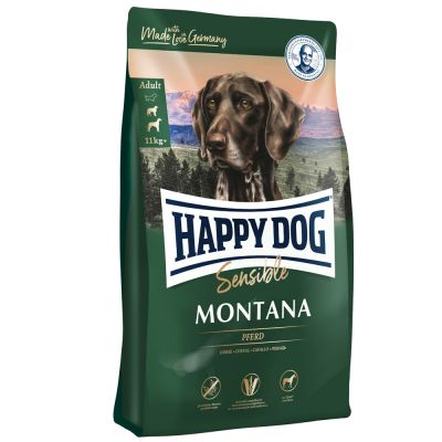 Happy Dog Supreme Sensible Montana - 10 kg