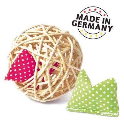 Aumüller Mini-Baldi Rattan Ball - 1 kpl