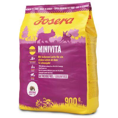 Josera MiniVita – 4,5 kg (5 x 900 g)