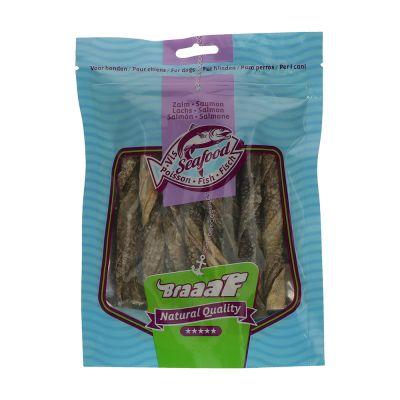 Braaaf palitos de salmón para perros  - 2 x 70 g - Pack Ahorro