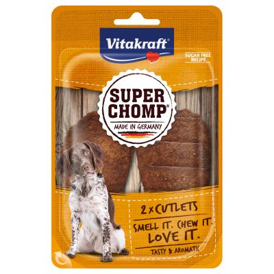 Vitakraft Super Chomp Cutlets - 2 kpl