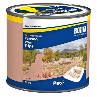 6 x 635 g Bozita våtfoder – Kyckling & ris