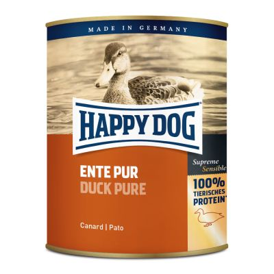 Multipack Happy Dog Pur 12 x 800 g
