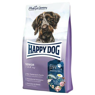 Happy Dog Supreme Fit & Vital Senior - säästöpakkaus: 2 x 12 kg