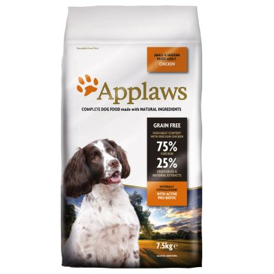 applaws-adult-small-medium-kylling-15-kg