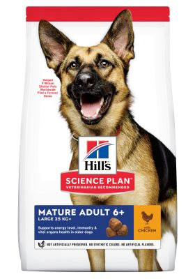 Hill's Mature Adult 6+ Large Science Plan con pollo - 14 kg