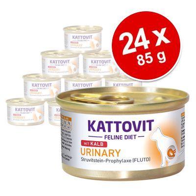 Ekonomipack: Kattovit Urinary 24 x 85 g - Tonfisk