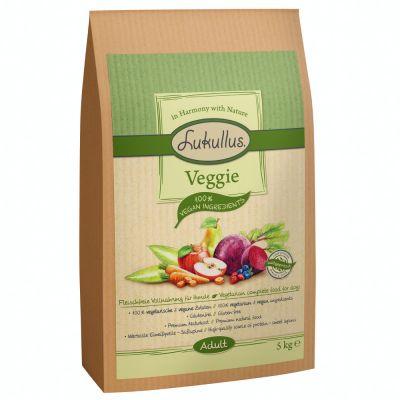 Lukullus Veggie (kylmäpuristettu) - 5 kg