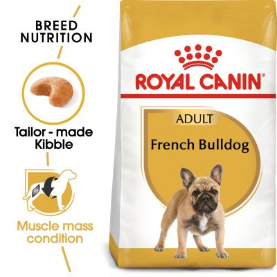 Royal Canin Breed French Bulldog Adult - 9 kg