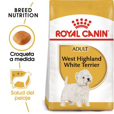 Royal Canin West Highland White Terrier Adult - 3 x 3 kg - Pack Ahorro