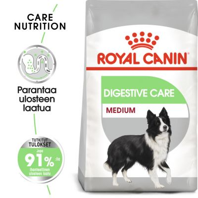 Royal Canin CCN Digestive Care Medium - oheen märkäruoka: 24 x 85 g Royal Canin CCN Digestive Care Wet