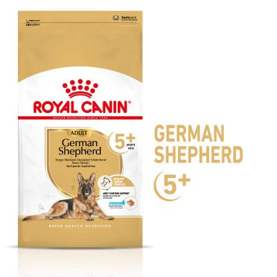 Royal Canin Breed German Shepherd Adult 5+ - 12 kg