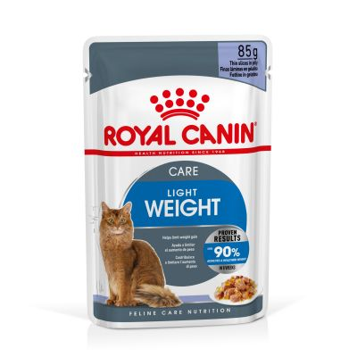 Royal Canin Light Weight Care in Jelly - 12 x 85 g