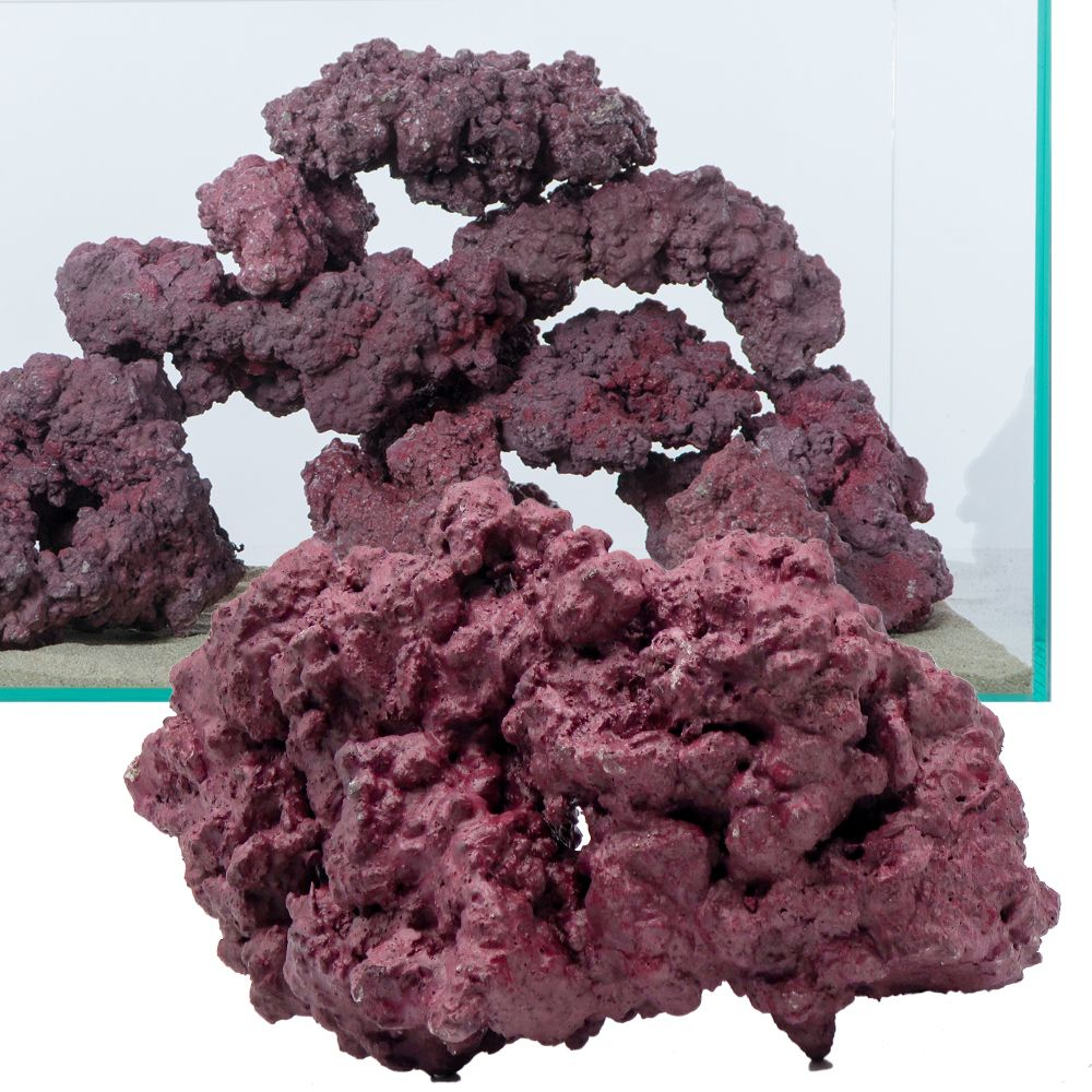 Image of Rocce coralline artificiali Reef Rock - Set 25 kg per acquari da 100 -120 cm