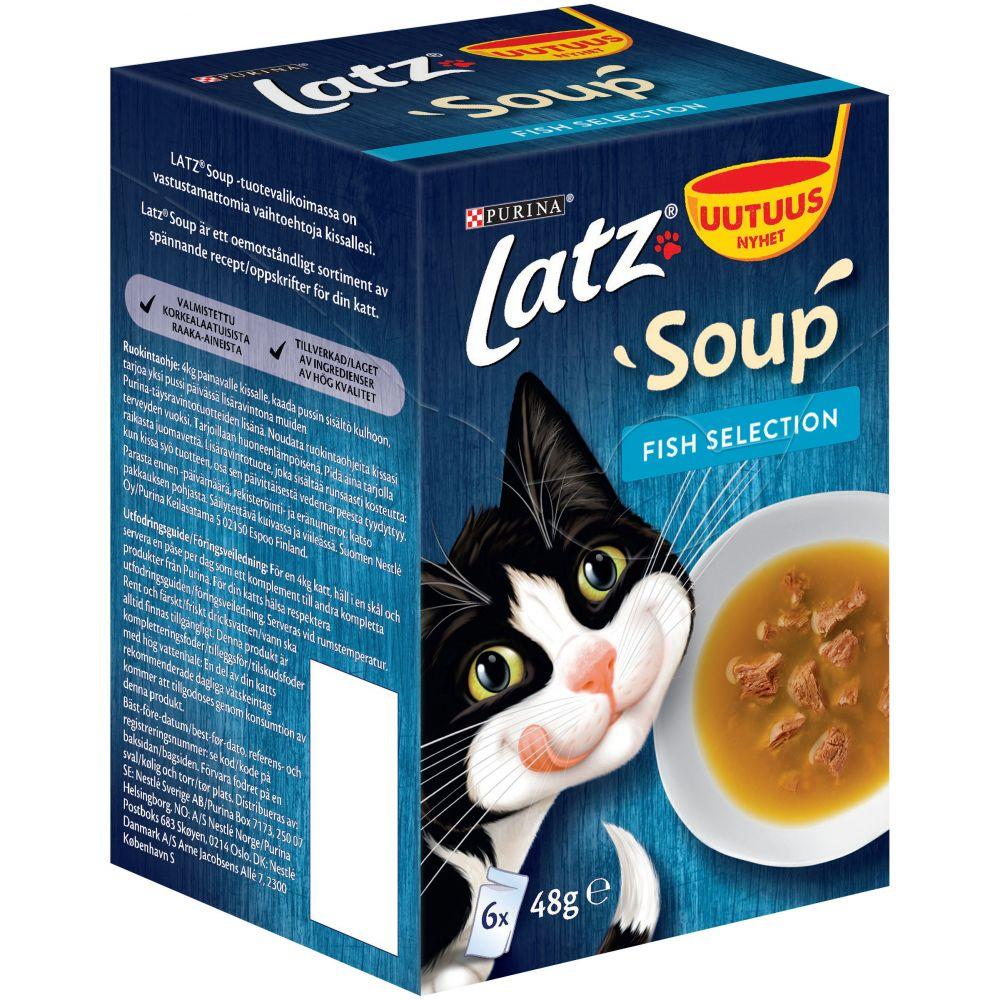 Latz Soup 6 x 48 g - Farm Selection