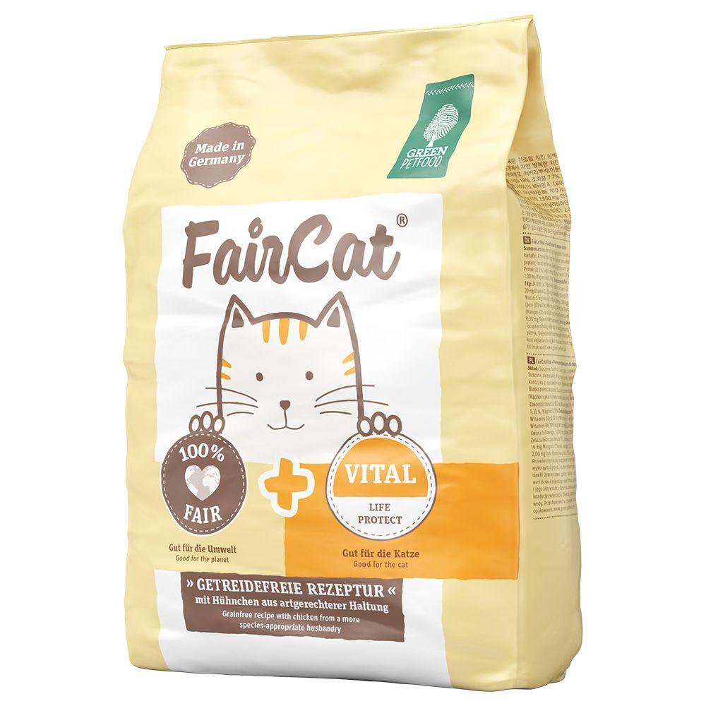 FairCat Vital torrfoder för katt - Ekonomipack: 2 x 7,5 kg