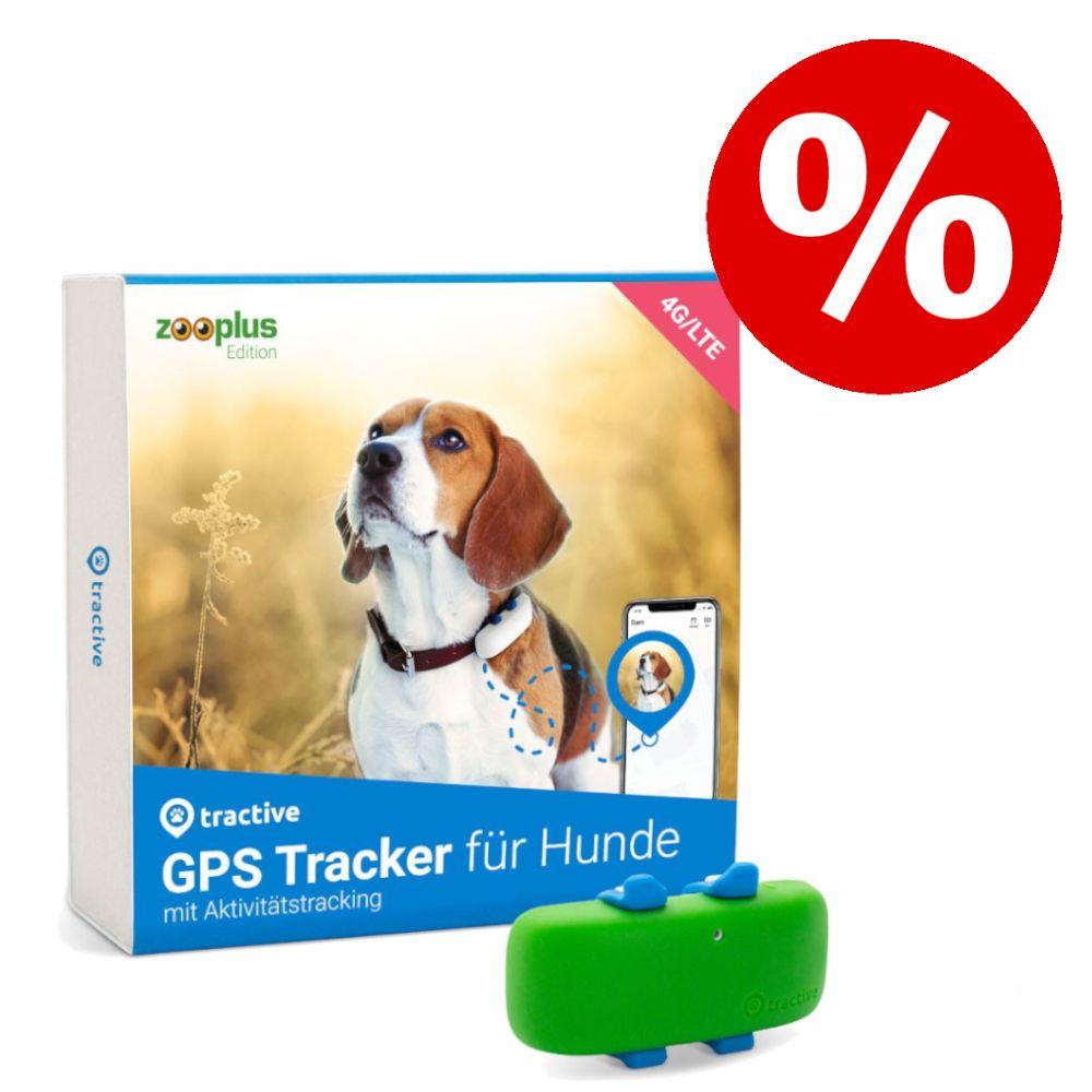 Tractive GPS- und Aktivitätstracker für Hunde zum Sonderpreis! - 1 Stück