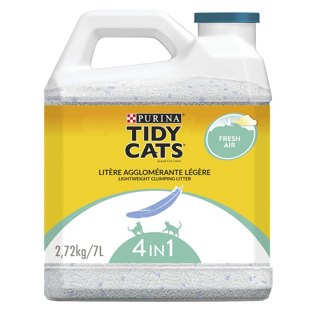 Purina Tidy Cats Lightweight Fresh Air kattströ - 20 l